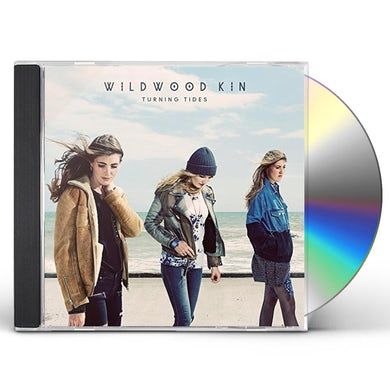 Wildwood Kin TURNING TIDES CD