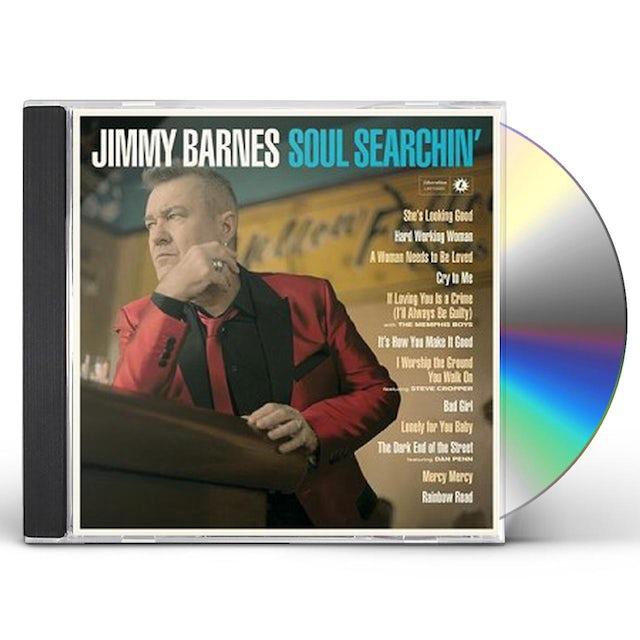 Jimmy Barnes SOUL SEARCHIN CD