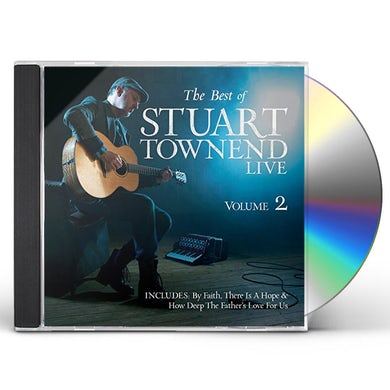 BEST OF STUART TOWNEND LIVE VOLUME 2 CD