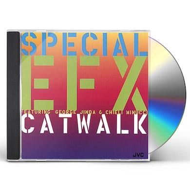 Special EFX CATWALK CD