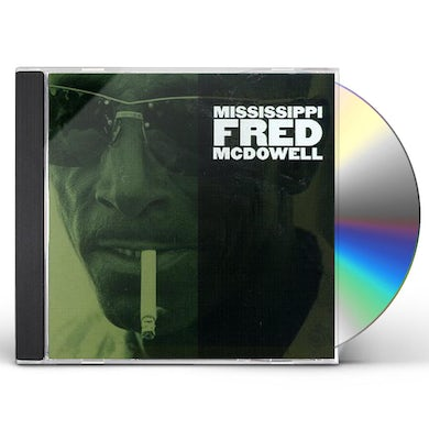 Fred Mcdowell CD