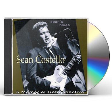 Sean Costello SEAN'S BLUES CD