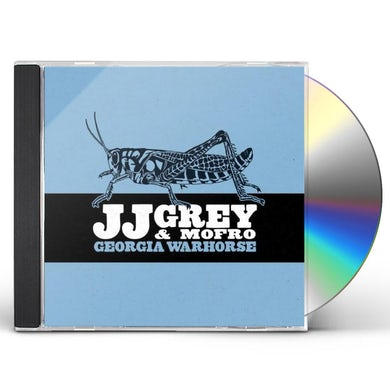 JJ Grey & Mofro GEORGIA WARHORSE CD
