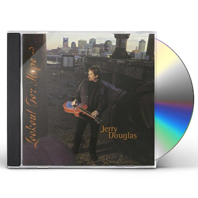 Jerry Douglas LOOKOUT FOR HOPE CD