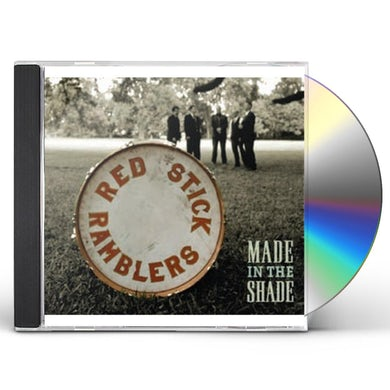Red Stick Ramblers MADE IN THE SHADE CD