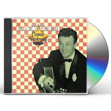 BEST OF CHARLIE GRACIE 1956-1958 CD