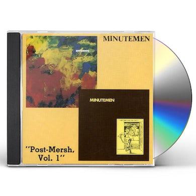 Minutemen POST MERSH 1 CD