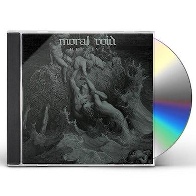 Moral Void DEPRIVE CD