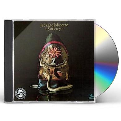 Jack DeJohnette SORCERY CD