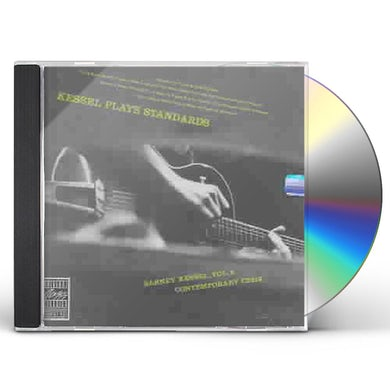 Barney Kessel KESSEL PLAYS STANDARDS CD