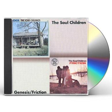 Soul Children GENESIS / FRICTION CD