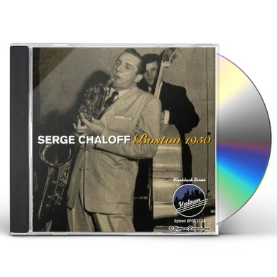 Serge Chaloff BOSTON (1950) CD