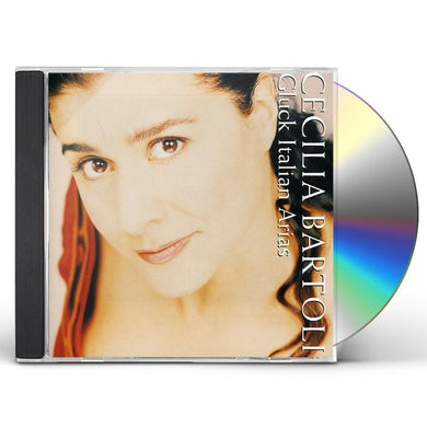 Cecilia Bartoli GLUCK: ITALIAN ARIAS CD