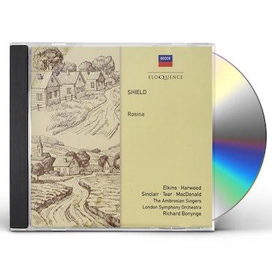 Richard Bonynge SHIELD: ROSINA CD