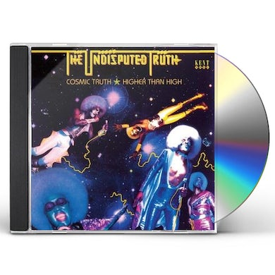 Undisputed Truth COSMIC TRUTH / HIGHER THAN HIGH CD