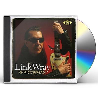 Link Wray SHADOWMAN CD
