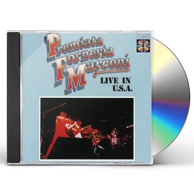 Pfm LIVE IN USA CD