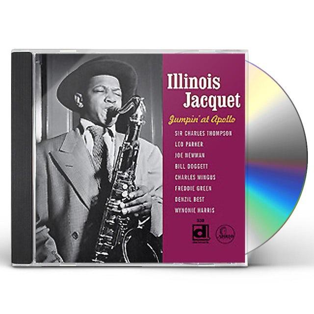 Illinois Jacquet JUMPIN AT APOLLO CD