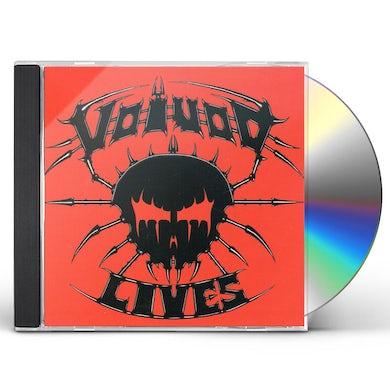 Voivod LIVES CD