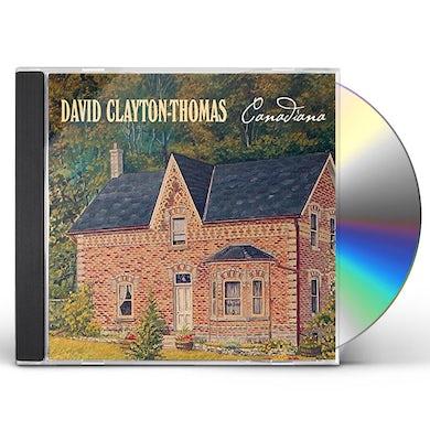 David Clayton-Thomas CANADIANA CD