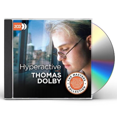 Thomas Dolby Hyperactive CD