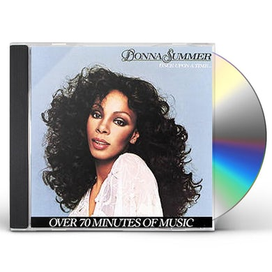 Donna Summer ONCE UPON A TIME CD