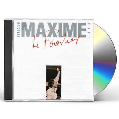 Maxime Le Forestier BATACLAN 89 CD