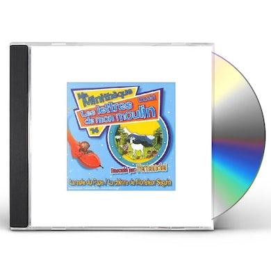 Fernandel VOL. 14-LES LETTRES DE MON MOULIN CD