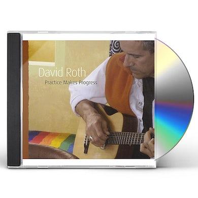 David Roth PRACTICE MAKES PROGRESS CD