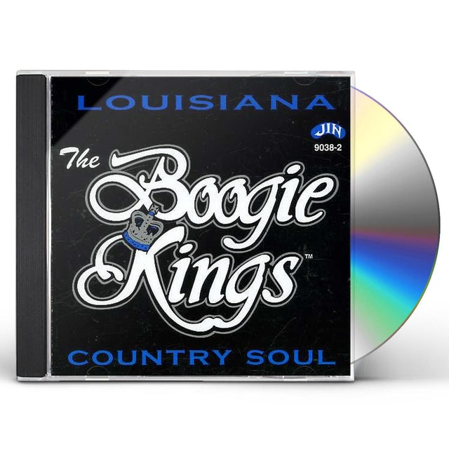 Boogie Kings LOUISIANA COUNTRY SOUL CD