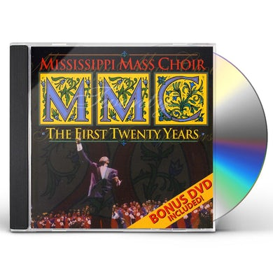 Mississippi Mass Choir FIRST TWENTY YEARS CD