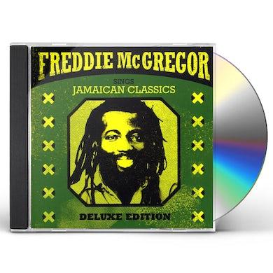 Freddie Mcgregor SING JAMAICAN CLASSICS CD