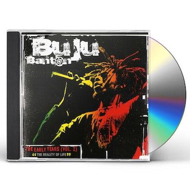 Buju Banton EARLY YEARS 2 CD