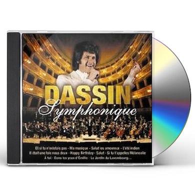 Joe Dassin SYMPHONIQUE CD