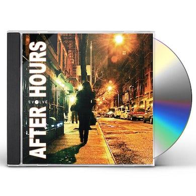 Evolve AFTER HOURS CD