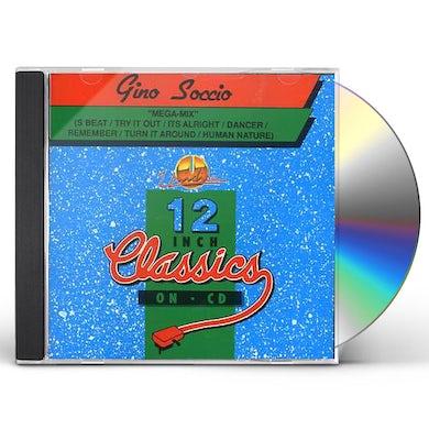 Gino Soccio MEGA-MIX/S-BEAT CD