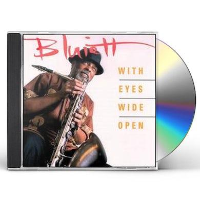 Hamiet Bluiett WITH EYES WIDE OPEN CD