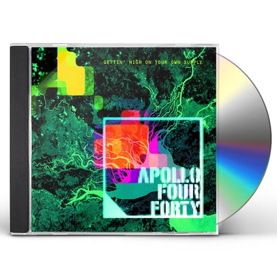 Apollo Four Forty GETTIN HIGH ON YOUR OWN CD