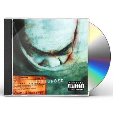 Disturbed SICKNESS CD