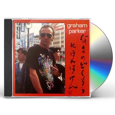 Graham Parker LIVE ALONE DISCOVERING JAPAN CD
