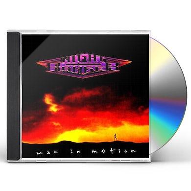 Night Ranger MAN IN MOTION CD