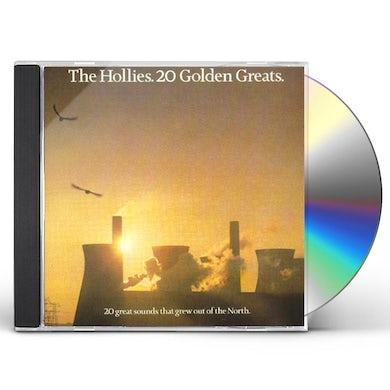 The Hollies 20 GOLDEN GREATS CD