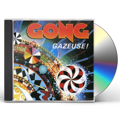 Gong GAZEUSE CD