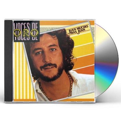 Juan Pardo JUAN MUCHO MAS JUAN CD