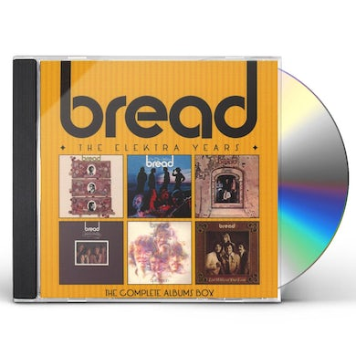 Bread ELEKTRA YEARS: THE COMPLETE ALBUM COLLECTION CD