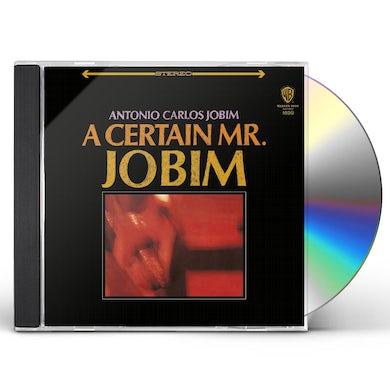 Antonio Carlos Jobim CERTAIN MR. JOBIM CD