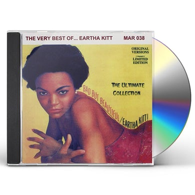 Eartha Kitt ULTIMATE COLLECTION 28 CUTS CD
