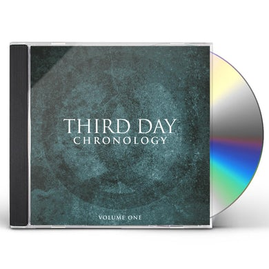 Third Day CHRONOLOGY 1 CD