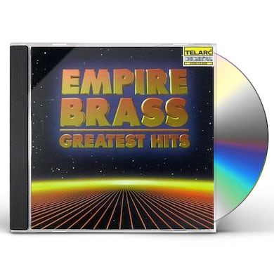 Empire Brass GREATEST HITS CD
