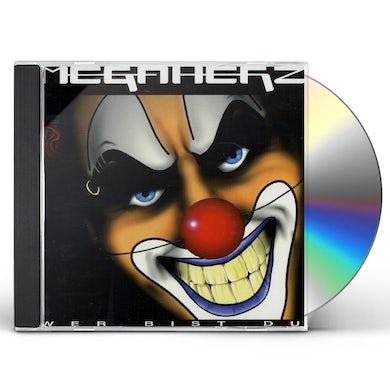 Megaherz WER BIST DU CD